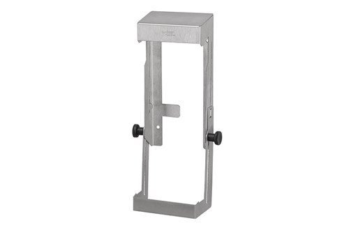 SanTRAL FTSH 4 Bracket system for wet wipes dispenser