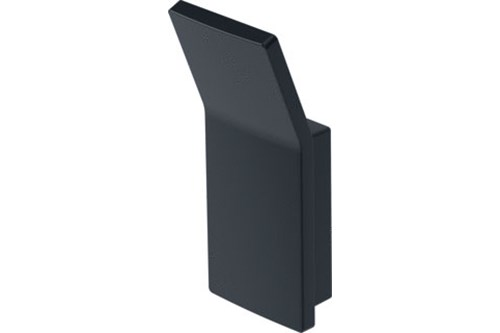 Haceka 1196872,ALINE ophanghaak mat zwart