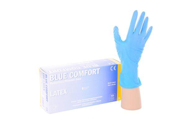 LATEX PREMIUM Einmalhandschuhe 100 Stück, L