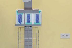 Vrijstaande dispensers oplossingen