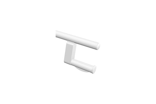 Hewi #950.50.01090 SYSTEM 800 K WC-Papierhalter