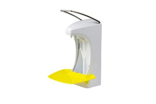 OPHARDT hygiene RX 5 M DHP Abtropfschale in Signalgelb