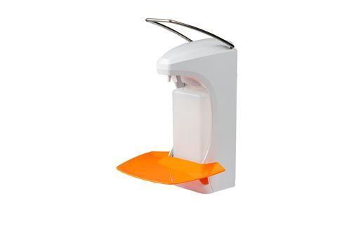 OPHARDT hygiene RX 5 M Abtropfschale in Signalorange