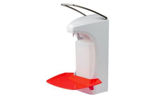 OPHARDT hygiene RX 5 M Abtropfschale in Signalrot