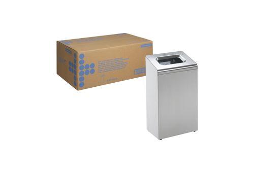 Kimberly-Clark PROFESSIONAL,8975 RVS afvalbak