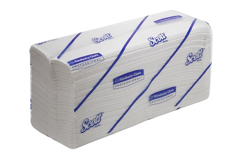 Kimberly-Clark 6605,SCOTT Hand Towels - C Fold / White /Medium