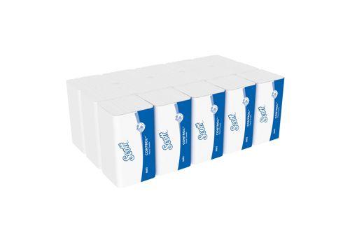 Kimberly-Clark 6663,SCOTT CONTROL(TM) Folded Hand Towels