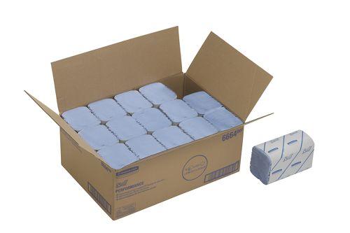 Kimberly-Clark 6664,SCOTT PERFORMANCE Hand Towels - Interfolded