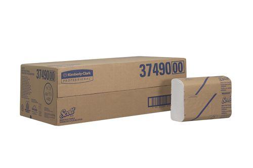 Kimberly-Clark 3749,SCOTT  Hand Towels - Multifold / White
