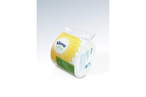 Kimberly-Clark  Toilet Tissue - Jumbo / White /150m