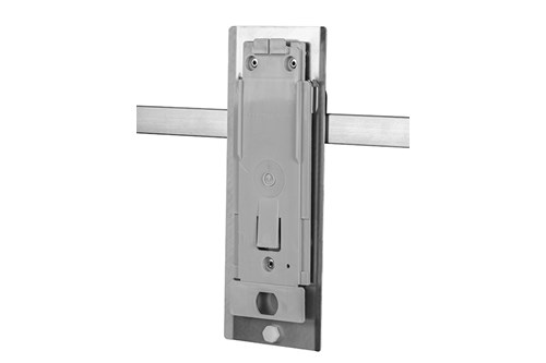 ingo-man classic WH D3 E 25 Dispenser bracket for 25 mm rail