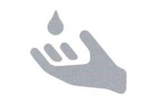 Wagner EWAR 922509 sticker met pictogram zeep