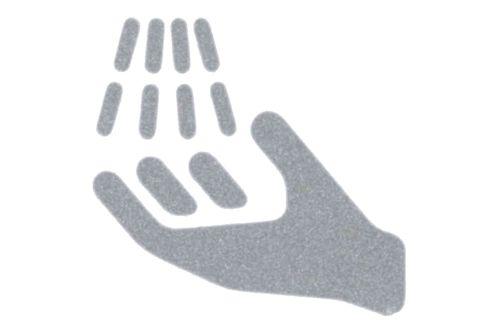 Wagner EWAR 924558 sticker met pictogram desinfectiemiddel