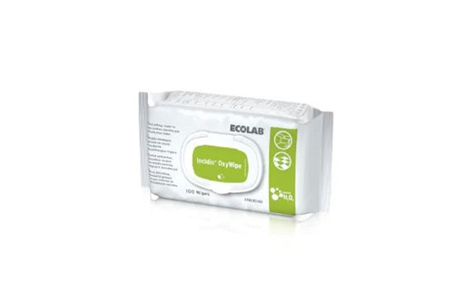 Ecolab 1x100 Wipes