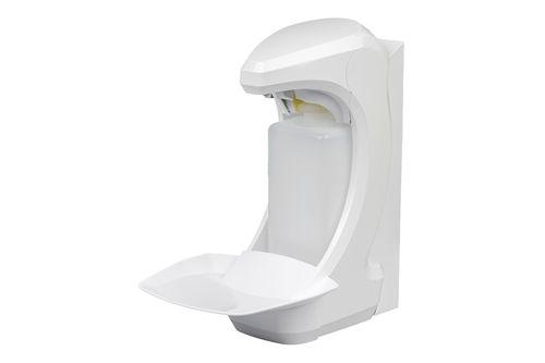 OPHARDT Hygiene Nástěnný bezdotykový dávkovač (1 ml) mýdla a dezinfekce 500 ml, plast