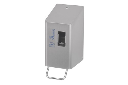 SanTRAL TSU 2-2 E/D AFP Dispenser For Toilet Seat Desinfection