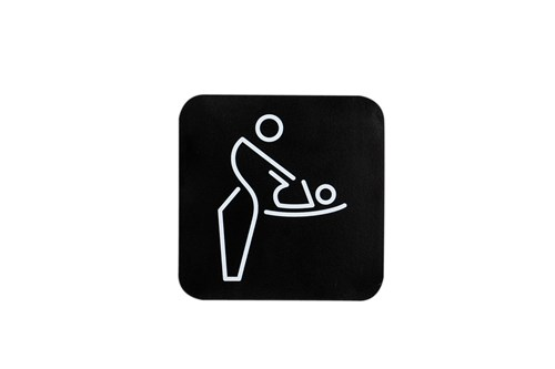 SanTRAL SIGN P Midnight Baby changing room