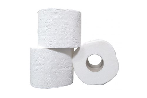 STARLIGHT Toilet Paper 72x250 Sheets - 3 Ply