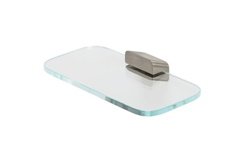 Geesa STAINLESS STEEL Shelf/Soap Holder