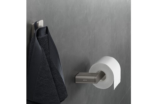 Geesa STAINLESS STEEL Toilet Roll Holder Right