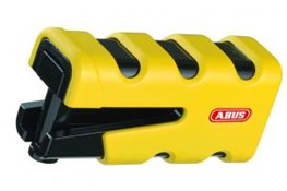 ABUS 77 SLEDG GRIP YELLOW