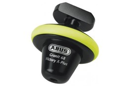 ABUS VICTORY X-PLUS 68 YELLOW,
