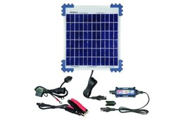 TECMATE OPTIMATE SOLAR 2,5A WITH 10W PAN