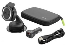 TOMTOM RIDER CAR MOUNT KIT & CARRY CASE