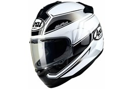 ARAI CHASER-X, SHAPED BLACK, L