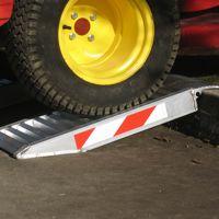 Aluminium oprijplaten - Short line serie