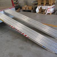 Aluminium oprijplaten - M105F serie (zwaartransport)
