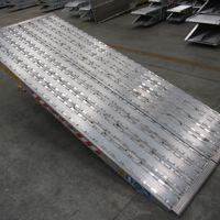 Aluminium oprijplaten - M130F serie (zwaartransport)