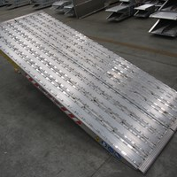Aluminium oprijplaten - M130F serie (breder)
