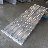Aluminium oprijplaten - M120F serie (breder)
