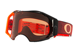 Oakley Airbrake Equalizer Red