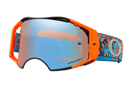 Oakley Airbrake Camo Night Orange