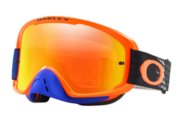 Oakley O Frame 2.0 Dissolve Orange Blue