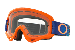 Oakley O Frame Shockwave Orange Blue