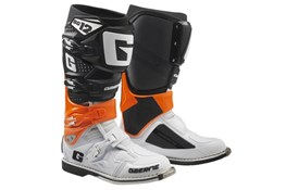 Gaerne Boots SG-12 Orange/Black/White