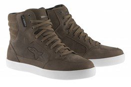 Alpinestars J-6 Waterproof Shoe Brown
