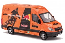 KTM MODEL FACTORY RACING VAN
