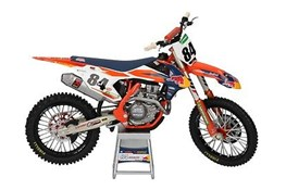 KTM 450 SX-F MODEL BIKE HERLINGS