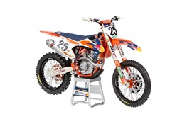 KTM 450 SX-F MODEL BIKE MUSQUIN