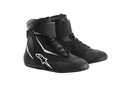 Alpinestars Fastback-2 DS Shoes BLA/WHI