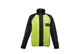 Acerbis Rain Jacket Yellow Black