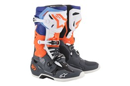 Alpinestars Tech 10 2019 Gr/Bl/Or/Wh