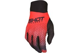 Shot Aerolite Delta Gloves Red