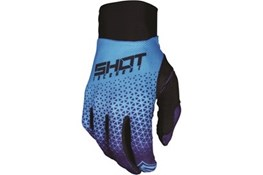Shot Aerolite Delta Gloves Blue/Orange