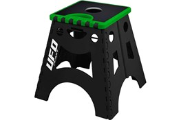 UFO BIKE STAND FOLDABLE BLACK/GREEN