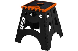 UFO BIKE STAND FOLDABLE BLACK/ORANGE